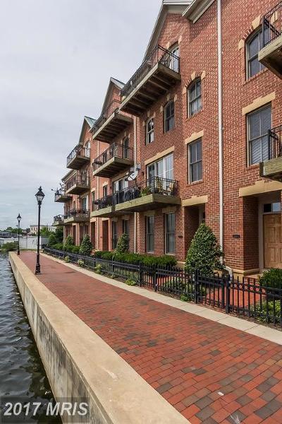 Baltimore City Rental For Rent: 2323 Boston Street #4