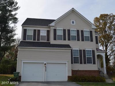 Baltimore Single Family Home For Sale: 6500 Clarington Road