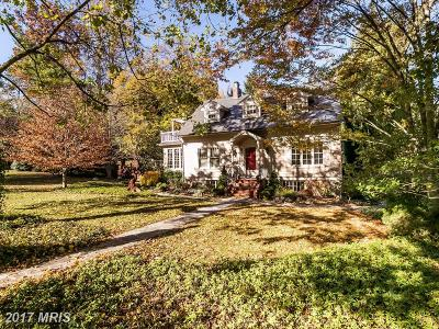 Baltimore Single Family Home For Sale: 2110 Carterdale Road