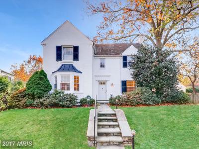 Baltimore Single Family Home For Sale: 209 Saint Dunstans Road