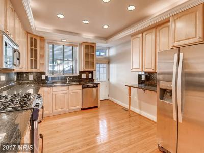Baltimore Townhouse For Sale: 641 Streeper Street S