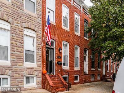 Baltimore Condo For Sale: 3228 Fait Avenue