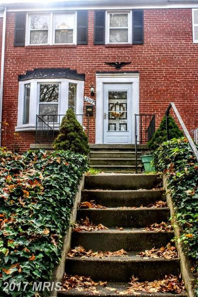 Baltimore MD Condo For Sale: $118,500