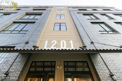 Baltimore City Rental For Rent: 1201 Charles Street #5D