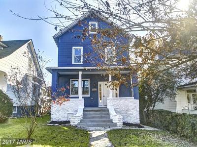 Hamden, Hamilton, Hamilton Area, Hamilton-Lauraville, Hamilton/Parkville, Hamilton/Rosemont East, Hamiltowne Single Family Home For Sale: 5403 Morello Road