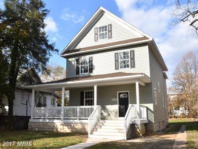 Baltimore Single Family Home For Sale: 4008 Belle Avenue