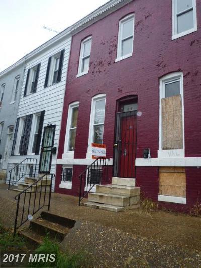 Baltimore Condo For Sale: 2646 Boone Street