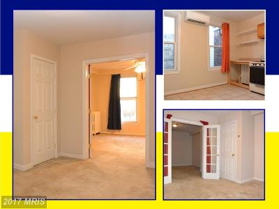 Baltimore City Rental For Rent: 1003 Charles Street S