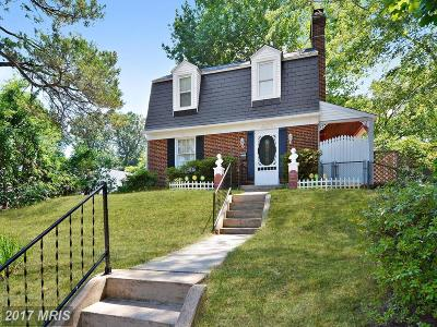 Baltimore Single Family Home For Sale: 3113 Louise Avenue