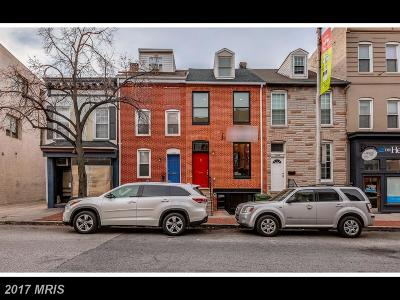 Federal Hill, Federal Hill - Riverside, Federal Hill South Condo For Sale: 1206 Charles Street S