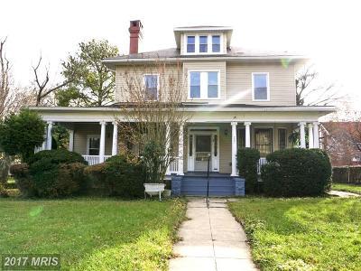 Baltimore City Single Family Home For Sale: 3401 Elgin Avenue