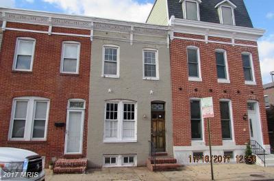 Baltimore City Condo For Sale: 1402 Patapsco Street