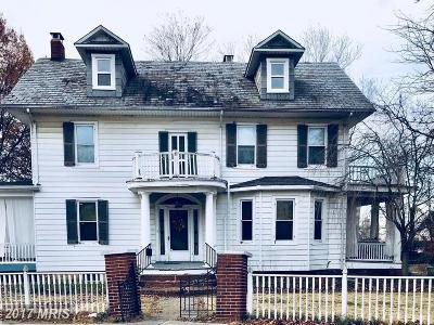 Hamden, Hamilton, Hamilton Area, Hamilton-Lauraville, Hamilton/Parkville, Hamilton/Rosemont East, Hamiltowne Single Family Home For Sale: 3107 Evergreen Avenue