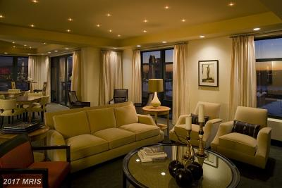Baltimore City Rental For Rent: 777 Eden Street E #623