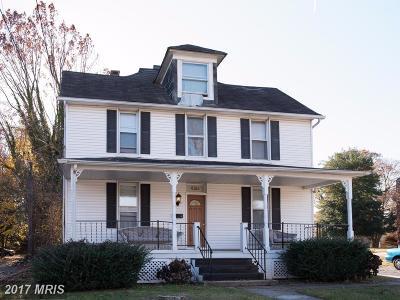 Hamden, Hamilton, Hamilton Area, Hamilton-Lauraville, Hamilton/Parkville, Hamilton/Rosemont East, Hamiltowne Multi Family Home For Sale: 4319 Bayonne Avenue