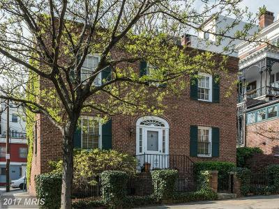 Baltimore City Single Family Home For Sale: 7 Madison Street E