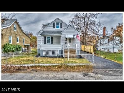 Hamden, Hamilton, Hamilton Area, Hamilton-Lauraville, Hamilton/Parkville, Hamilton/Rosemont East, Hamiltowne Single Family Home For Sale: 5604 Hamlet Avenue