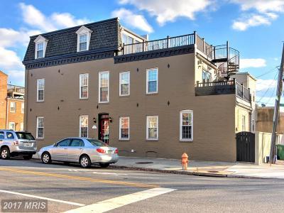 Baltimore City Condo For Sale: 900 Binney Street