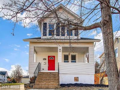 Baltimore Single Family Home For Sale: 3213 Mary Avenue