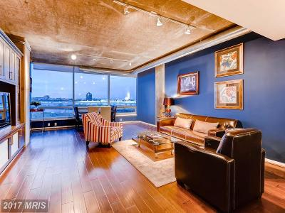 Locus Point, Locust Point, Locust Point/Silo Point Condo For Sale: 1200 Steuart Street #412