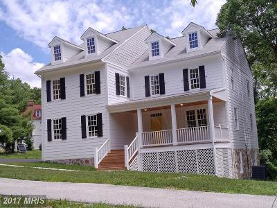 Baltimore Single Family Home For Sale: 2301 Hillhouse Road