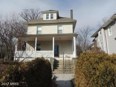Single Family Home For Sale: 3414 Carlisle Avenue