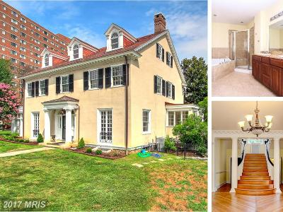 Guilford, Guilford/Jhu Single Family Home For Sale: 3901 Charles Street N