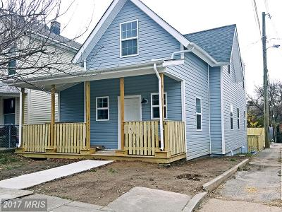 Hampden, Hampden Hon!! Single Family Home For Sale: 3570 Poole Street