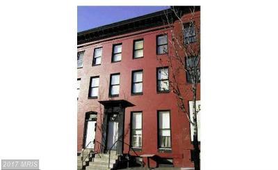 Baltimore Multi Family Home For Sale: 50 Fulton Avenue