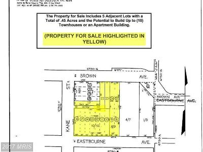 Residential Lots & Land For Sale: 6516 Eastbourne Avenue