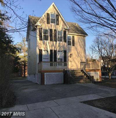 Baltimore Single Family Home For Sale: 5505 Fair Oaks Avenue