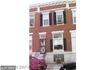 Baltimore MD Condo For Sale: $89,000