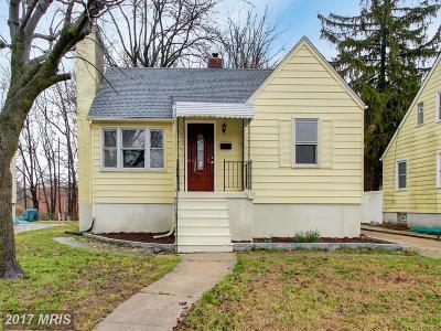 Single Family Home For Sale: 6509 Fairdel Avenue