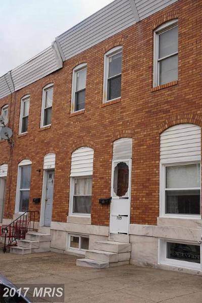 Greek Town, Greek Town Canton East, Greektown Condo For Sale: 315 Newkirk Street S