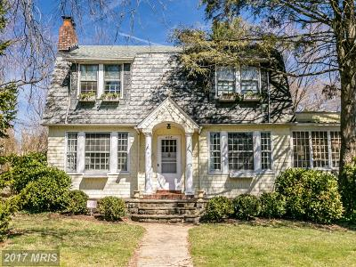 Baltimore Single Family Home For Sale: 408 Hollen Road