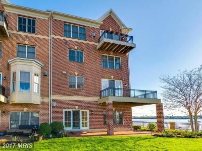 Canton, Canton Company, Canton Cove, Canton East, Canton, Patterson Park, Canton/Brewers Hill, Canton/Lighthouse Landing Townhouse For Sale: 2610 Moorings Court