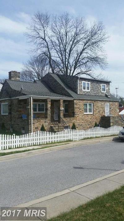 Single Family Home For Sale: 2613 Oakley Avenue