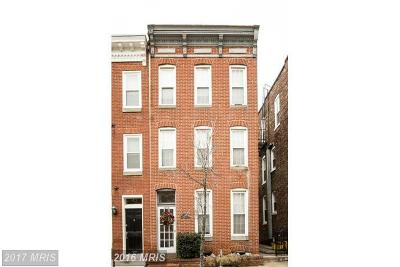 Federal Hill, Federal Hill - Riverside, Federal Hill South Multi Family Home For Sale: 1436 William Street