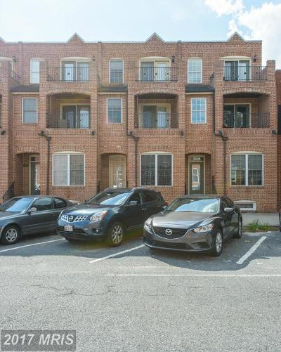 Baltimore City Rental For Rent: 810 Lakewood Avenue