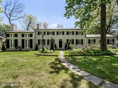 Baltimore, Baltimore City, Brooklyn, Roland Park Single Family Home For Sale: 121 Upnor Road