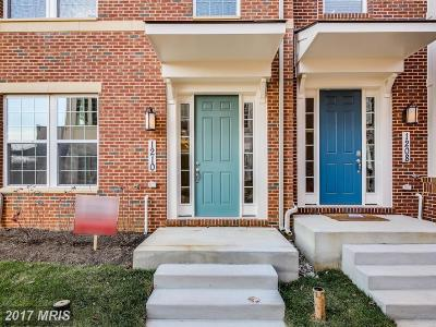 Hampden, Hampden Hon!! Townhouse For Sale: 1210 Berry Street