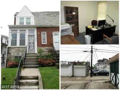 Baltimore MD Condo For Sale: $150,000