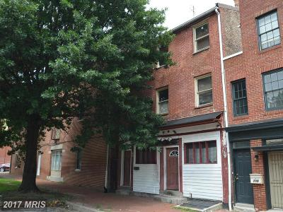 Baltimore MD Multi Family Home For Sale: $395,000