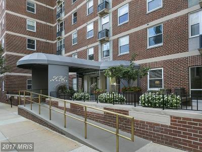Mount Vernon Condo For Sale: 1101 Saint Paul Street #607