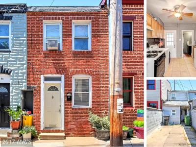 Baltimore Condo For Sale: 114 Chapel Street S