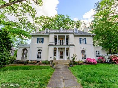 Guilford, Guilford/Jhu Single Family Home For Sale: 4304 Saint Paul Street