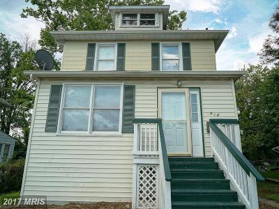 Baltimore Single Family Home For Sale: 5614 Plymouth Road