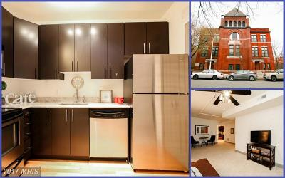Canton, Federal Hill, Federal Hill Area, Federal Hill;, Federall Hill, Fell Point, Fells Point, Fells Point Upper, Inner Harbor Single Family Home For Sale: 511 Bond Street S #105