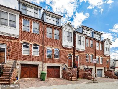 Baltimore City Condo For Sale: 1011 Decker Avenue S