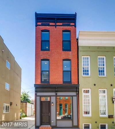 Federal Hill, Federal Hill - Riverside, Federal Hill South Condo For Sale: 309 Cross Street